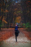 Autumn Color Dance by BaciuC