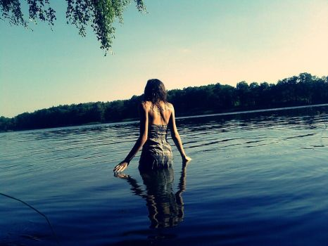 Summer  time by Isiula