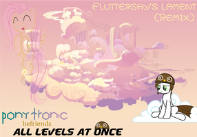 ~Ponytronic Befriends All Levels At Once :V (WIP) by Ponytronic