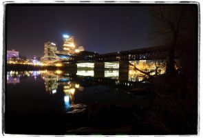 From The Edge Of The Allegheny by mastermayhem