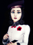Frenchgirl's Beret by crazycombine1312