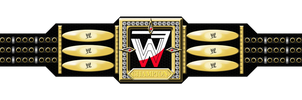 WWWF TITLE BELT by T1beeties