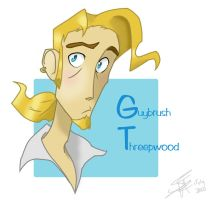 Mr. Threepwood by exploding-cheese