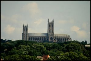 National Cathedral by raistlin306