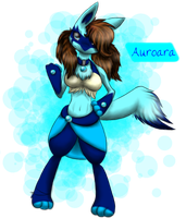 Auroara by SwiftpawTheWolf