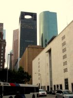 Downtown Streets: Houston 2 by archangel72367