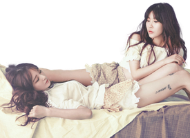 Davichi PNG [Render] by GAJMEditions