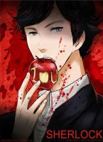 SHERLOCK - Blood Flavored by Jennaris