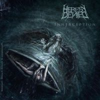 Heresy Denied - Innerception (CD cover) by sweptaway91