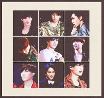 Happy Birthday Kim Jong In!!!! by kamjong-kai