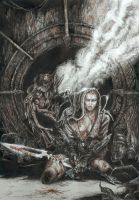 Copy of Luis Royo art 2 by artmik