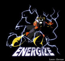 Elecman T shirt design - with watermark by zavraan