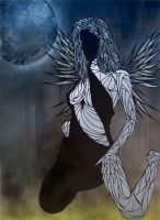 Angel of Death by Gcrackle1