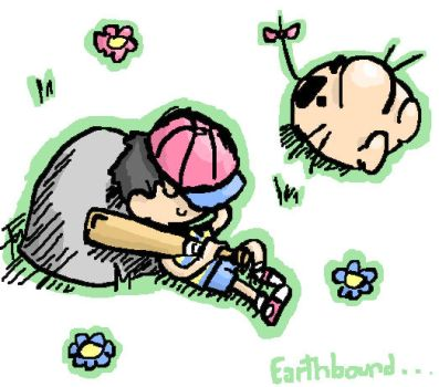 Earthbound by Tensione16