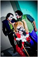 The Jokers HA HA HA by LeanAndJess