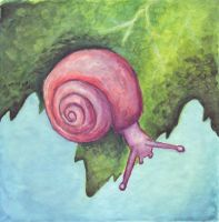 839 Snail by YourFavoriteRussian