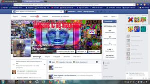 My art page on Facebook by cristy120377