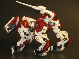 Liger Rust: Caboose by retinence