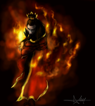 beware the fearsom fire Lord Ozai by gaaraxel-13