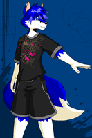 Art Trade: WindEther by Kivwolf