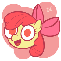APPLEBLOOM by Belaboy