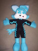 ALLEYKAT PLUSHIE by Victim-RED