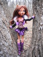 Nature Shoot:Clawdeen by Io-Boots
