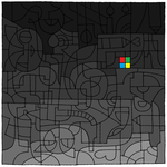 Windows Logo by LeCatArtist
