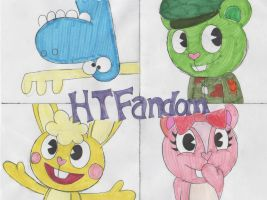HTF Fandom's Icon by Retro35923