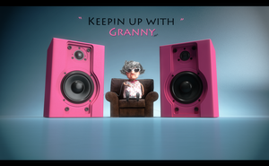 Keepin up with Granny by djreko