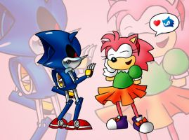 There you are, Sonic by rooteh