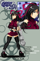 Pixel ID for Gaby by Priss-BloodEmpress
