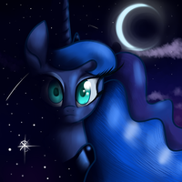 Princess of the night by Wojtovix
