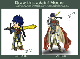 Draw It Again Meme! by ssbbgamergirl