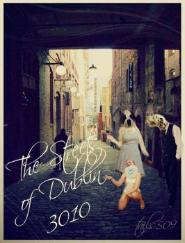 The Streets of Dublin 3010 by tails509