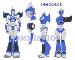 Commission: Feedback Robot Mode by Ty-Chou