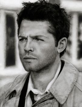 Castiel by NynjaKat