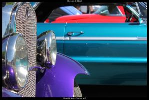 Chrome and Steel by HerrDrayer