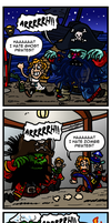 COMIX LeChuck's Revenge by theEyZmaster