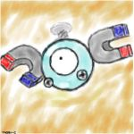 Magnemite by Thorned-Compendium