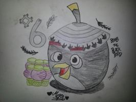 15 Days of Angry Birds New Year: Day 6 by MeganLovesAngryBirds