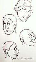 Heads by ReggieJWorkshop