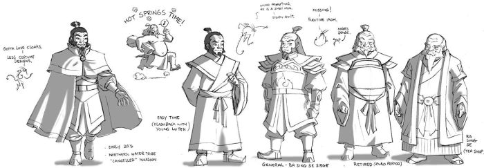 Iroh Notes 04 by rufftoon