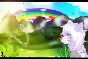 Rainbow Land by RavenThalia