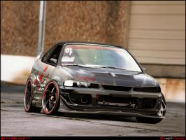 Honda integra by Benji955i