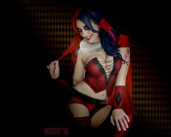 Harley Quinn New 52 by chowyspizz