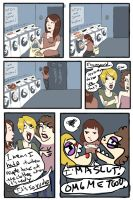 THC: Laundry Time by MissusHow