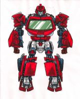 Moviefied G1 Ironhide by Jochimus