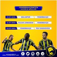 Fenerbahce Hazirlik Maclari by Power-Graphic