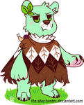 Small, Angry, Mint by The-Star-Hunter